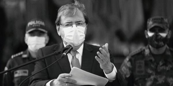 Murió el ministro de Defensa, Carlos Holmes Trujillo